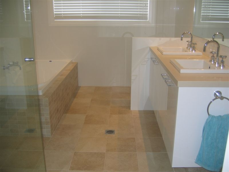 Bathroom Renovation - Hornsby Heights Bathroom
