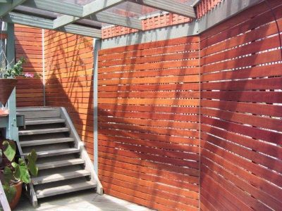 Hardwood decking Screens - Hornsby