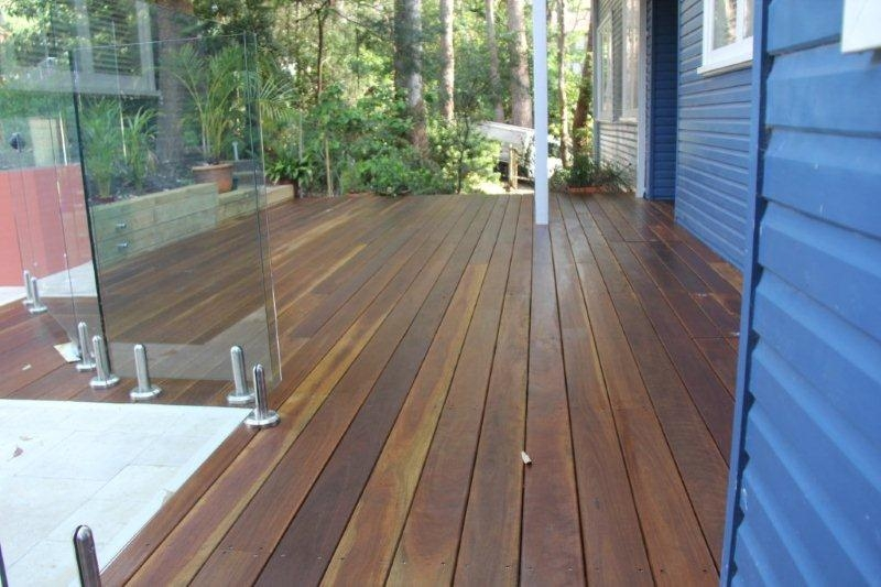 Hardwood Decking Wahroonga